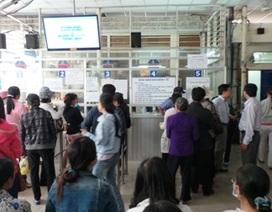 TPHCM: Bệnh nhân có BHYT phải trả phí dịch vụ cao hơn người chưa tham gia