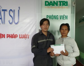Hơn 28 triệu đồng đến với gia đình chị Thạch Thị Thanh Liến