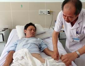 """Nắn trật khớp, """"thầy lang"""" bẻ gãy xương đùi bệnh nhân"""