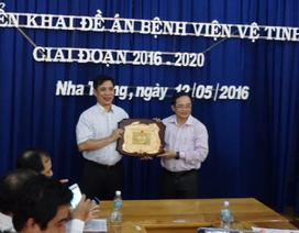 Chợ Rẫy mở thêm 6 chuyên khoa vệ tinh tại Khánh Hòa