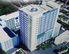 Xây dựng bệnh viện đa khoa hoàn chỉnh tại tuyến quận huyện