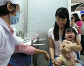 Lo ngại dịch bạch hầu, tiêm vắc xin cho 125.000 trẻ