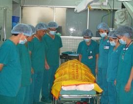 Hơn 500 bệnh nhân được ghép thận tại bệnh viện Chợ Rẫy