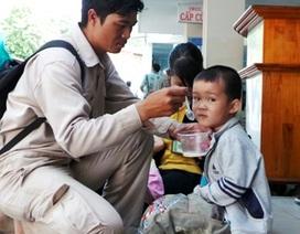 Trẻ em Việt Nam thiếu vitamin E nghiêm trọng nhất thế giới
