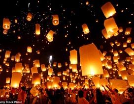 Thái Lan hủy 150 chuyến bay do... lễ hội thả đèn