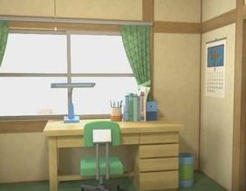 Ghé thăm ngôi nhà tuổi thơ của Doraemon