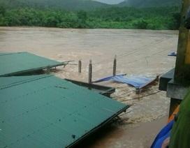 """Quảng Ninh: Về nơi """"đỉnh lũ"""" dâng cao 10 mét"""
