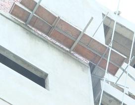 Đình chỉ thi công khách sạn 12 tầng nơi 3 người tử vong