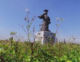 Ninh Bình: Tượng đài tiền tỷ bị lãng quên giữa muôn trùng cây cỏ