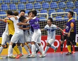 Những khoảnh khắc đưa Thái Sơn Nam vào bán kết giải vô địch châu Á