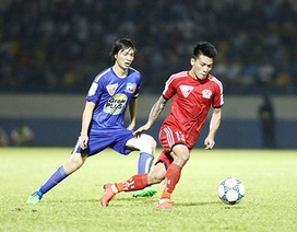 HA Gia Lai trước cơ hội thoát khỏi vị trí cuối bảng V-League