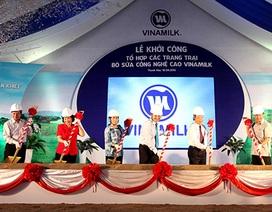 Đầu tư hơn 1.600 tỷ xây dựng tổ hợp các trang trại bò sữa tại Thanh Hóa