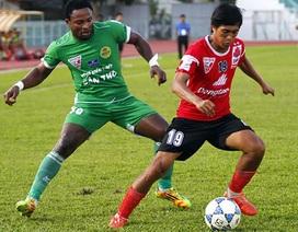 """Vòng 22 V-League 2015: Nghi án những trận đấu """"có mùi"""""""