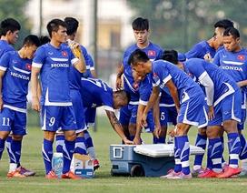 V-League lại làm khổ đội tuyển Việt Nam