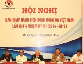VFF đang bất đồng quan điểm về đội tuyển Việt Nam?