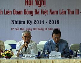 Bóng đá Việt Nam có thay đổi tích cực ở hội nghị bóng đá tháng 12/2015?
