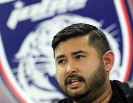 Hoàng tử Bang Johor kêu gọi FIFA điều tra LĐBĐ Malaysia