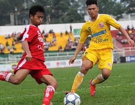 Hà Nội T&T thắng đậm Bình Định ở VCK U21 quốc gia 2015