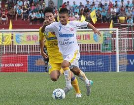 Hà Nội T&T thắng trận thứ hai tại VCK U21 quốc gia 2015