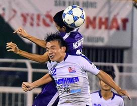 TPHCM vào bán kết, Gia Lai bị loại sớm ở giải U21 quốc gia 2015