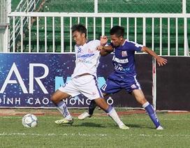 An Giang giành vé đầu tiên vào chung kết U21 quốc gia 2015