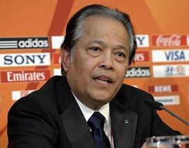Chủ tịch LĐBĐ Thái Lan Worawi phủ nhận gian lận phiếu bầu World Cup