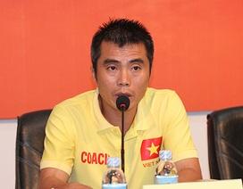 HLV U21 Việt Nam tuyên bố đá cống hiến với HA Gia Lai