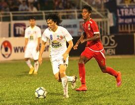 Các tài năng trẻ U21 Việt Nam so tài cùng lứa Công Phượng