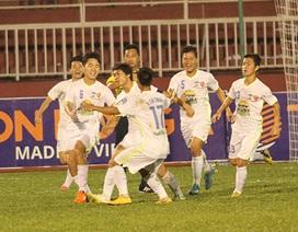Công Phượng tỏa sáng, U21 HA Gia Lai hạ U21 Việt Nam để vào chung kết