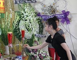 Làng võ Việt tiếc thương Hoàng Hà Giang