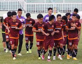 U23 Việt Nam rời Bình Dương, có mặt tại TPHCM
