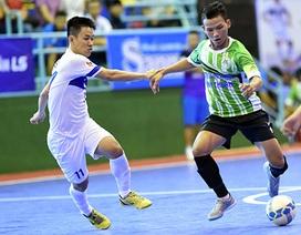 Bất ngờ lớn ở bán kết cúp futsal quốc gia 2015