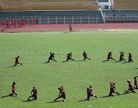 U23 Việt Nam liên tiếp nhận tin vui khi về TPHCM