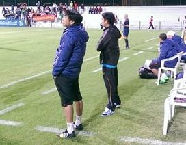 HLV Miura đánh giá phong độ của các cầu thủ U23 Việt Nam đang tốt lên