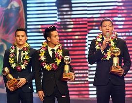 Tân Quả bóng vàng Anh Đức gửi gắm niềm tin đến U23 Việt Nam
