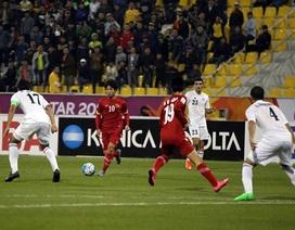 U23 Việt Nam tiến bộ so với chính mình dù trắng tay ở giải châu Á