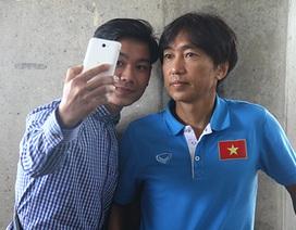 Thầy trò HLV Miura gượng cười trở về sau VCK U23 châu Á