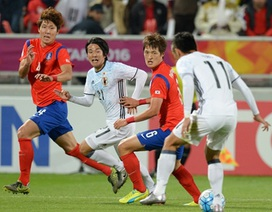 Ngược dòng ngoạn mục trước U23 Hàn Quốc, U23 Nhật Bản vô địch châu Á