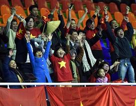 Đội tuyển futsal Việt Nam được chiêu đãi nón lá và phở gà ở Uzbekistan