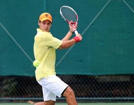 Tay vợt Việt kiều Vũ Artem được triệu tập vào đội tuyển, chuẩn bị cho Davis Cup