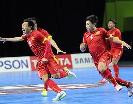 "Tuyển futsal Việt Nam-Iran: Vượt tiếp ""núi cao"""