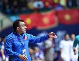 """HLV Bruno Garcia: """"Đơn giản là futsal Iran mạnh hơn hẳn Việt Nam"""""""