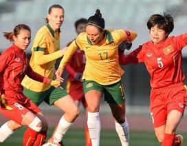 Đội tuyển nữ Việt Nam sớm tắt cơ hội dự Olympic 2016