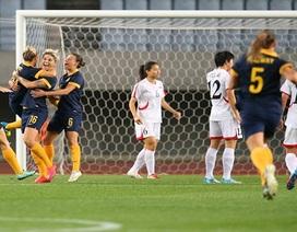 Đội tuyển nữ Trung Quốc và Australia giành vé dự Olympic 2016