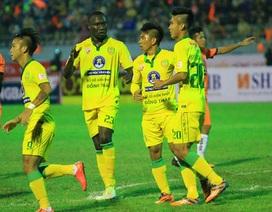 Thua Đồng Tháp, HA Gia Lai có trận thứ ba liên tiếp không thắng