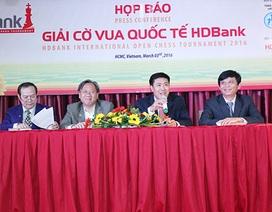 """""""Khâu tổ chức của giải cờ vua quốc tế HDBank còn tốt hơn các giải ở châu Âu!"""""""