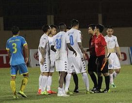 Vòng 4 V-League 2016: Thất vọng với B.Bình Dương và Hà Nội T&T
