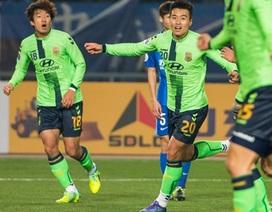 B.Bình Dương thua Jeonbuk tại AFC Champions League