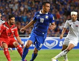 HLV Kiatisuk nhắc cầu thủ Thái Lan thận trọng trước trận quyết định với Iraq