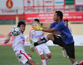 Thắng dễ Khánh Hòa, Viettel vào chung kết giải U19 quốc gia 2016